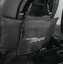 RZR 4 BEHIND THE SEAT STORAGE BAG