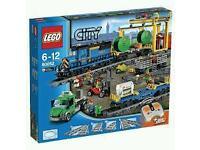 MINT CONDITION LEGO CITY CARGO TRAIN