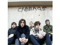 Cabbage Manchester Academy - 28 April