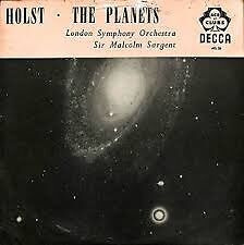 holst-the planets vinyl for sale