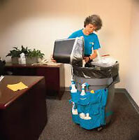 Building Janitorial Cleaning