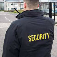 On call Security Guards Needed