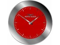 MotoGuzzi Wall Clock