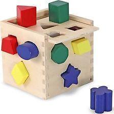 Activity Cube Preschool Toys Amp Pretend Play Ebay