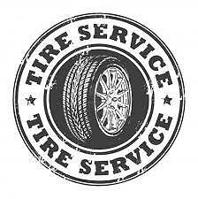 INSTALLATION AND  BALANCING, NEW TIRES SALE