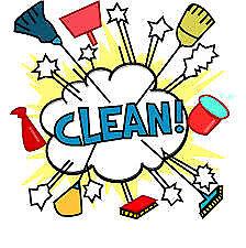 HOUSEKEEPING - CLEANING – IRONING