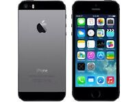Apple iPhone 5s - 64GB - Space Grey (Unlocked) Smartphone