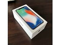 iPhone X - Space Grey - Brand New - Sealed