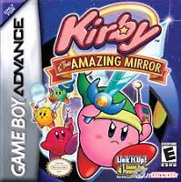 Wanted: kirby and the amazing mirror: Gameboy advance