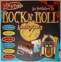 An Invitation To Rock N' Roll Anniversary-2 cds/2 dvds set