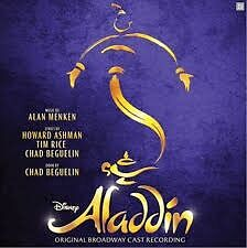 4 x Aladdin the Musical Tickets - Monday 16 January at 7:30pm - Discount Tickets