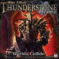 Thunderstone Advance World's Collide OOP