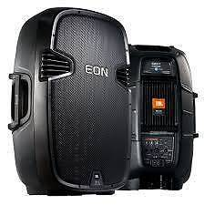 Pa Band Duo sound system speakers,mixer,2 mics for hire $120 Doonside Blacktown Area Preview