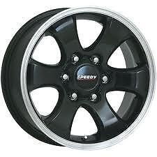 4X4-16X7-SPEEDY-GRANDE-BLACK-A-SET-OF-4-ALLOY-WHEELS