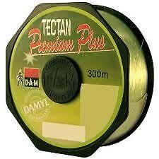 DAM-TECTAN-Damyl-Premium-Plus-MADE-GERMANY-Line-300m-spool-08mm-2lb-NEW-GREEN