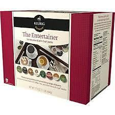 KEURIG-K-CUP-48-PACK-THE-ENTERTAINER-VARIETY-COLLECTION-NEW-IN-SEALED-BOX