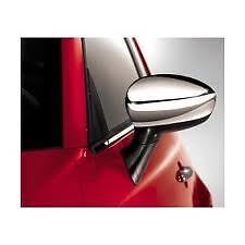 2012-FIAT-500-500C-CHROME-SIDE-MIRROR-COVERS-NEW-OEM-MOPAR-82212366