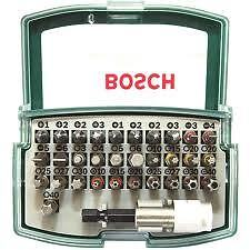 BOSCH-32-PIECE-MAGNETIC-SCREWDRIVER-BIT-SET