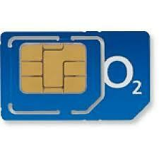 O2 / 02 PAY AS YOU GO OFFICAL MICRO SIM CARD - FOR IPHONE 4, 4S,