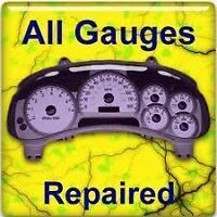 SPEEDOMETER REPAIR ! / HOUR METER PROBLEMS?