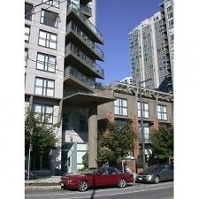 NEW Furnished Studio + Office Apartment in Yaletown #210