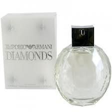 GIORGIO ARMANI EMPORIO ARMANI DIAMONDS 100ml EDP WOMEN PERFUME LADIES FRAGRANCE