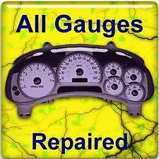 Speedometer Instrument Cluster / Mobile Repair Services!