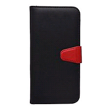 BlackBerry Leap Wallet Case Black [DETACHABLE]