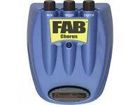 Danelectro FAB Chorus Pedal
