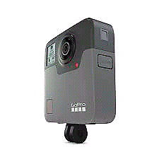 GoPro Fusion Sealed in box(comes with tripod/selfie stick)