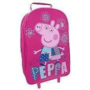 Peppa Pig Luggage