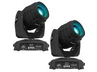 Wanted Moving Head LED Club Disco Lights Martin Chauvet ETC