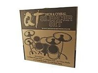 QT QTR22 Drum and Cymbal silencer pads