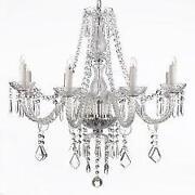 Modern crystal chandelier ebay crystal chandelier light aloadofball Image collections