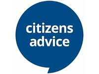 Volunteer receptionist for Citizens Advice Havering full training given