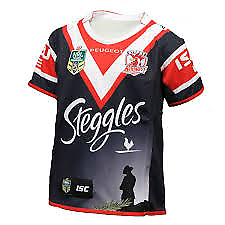 for sale sydney roosters anzac jersey for $70