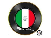 Singer for italian cover band / cantante per cover band canzoni italiane