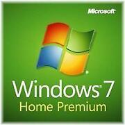 Windows 7 Home Premium 64 Bit