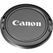 Canon Objektivdeckel
