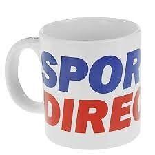 Brand New in unopened box- Sports Direct Large Mug