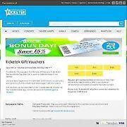 $250 Ticketek Voucher Florey Belconnen Area Preview