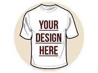 Custom T-Shirt printing personalize your own shirt