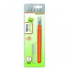 Tonic Studios Craft Knife with Kushgrip and 6 blades and cap - New in Sealed Pack