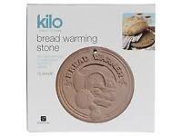 KILO Bread Warming Stone - Brand New (Boxed)