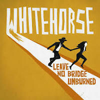 Whitehorse  2 tickets  2nd row centre