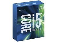 Intel Core i5-6600K 3.50-3.90 GHz SR2L4 SkyLake socket 1151