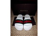 Gucci slippers for sale!!