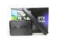 iptv box infrmr magbox with 1 yr gft not skybox