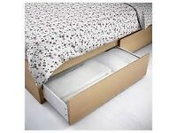 Ikea Malm underbed storage drawers BRAND NEW