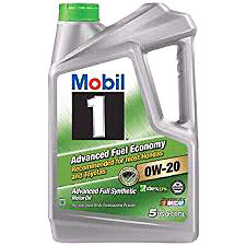 MOBIL 1   0W20 Synthetic